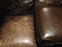 How To Clean A Leather Sofa by Down Vintage Lane Dried Out Leather Sofa Fix Up Home Living
