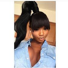 weave ponytails best 25 weave ponytail ideas on throughout black hair