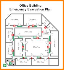 Evacuation Floor Plan Template Fire Evacuation Plan Template Fire Evacuation Plan Template Fire