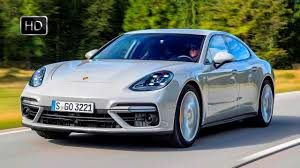 porsche panamera turbo 2017 interior 2017 porsche panamera turbo in grey color exterior interior
