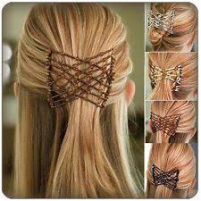 hair slide stretchy hair combs ebay