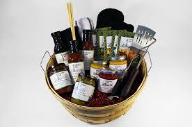 bbq gift basket grillmasters gift basket