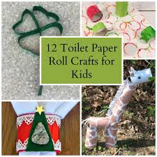 12 toilet paper roll crafts for kids favecrafts com