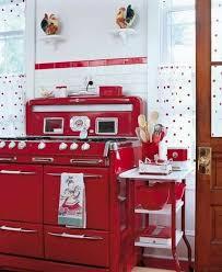 küche retro retro küche rot kochen idee küche retro küchen