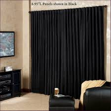 96 Inch Curtains Blackout by Interiors Marvelous Extra Long Curtain Rods 96 Inch Curtains