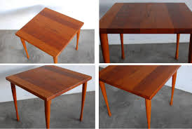 Teak Side Table Fabmod Rakuten Global Market Hans C Andersen Solid Teak Side Table