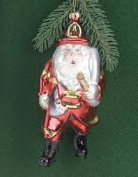 mickey mouse firefighter ornament firefighter