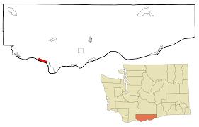 Washington Zip Code Map by Lyle Washington Wikipedia