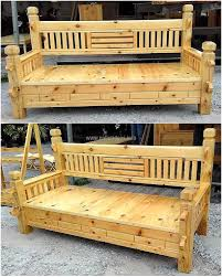 Wooden Pallet Furniture 20 Plans For Wooden Pallet Recycling Pallet Ideas