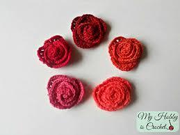 Free Pattern For Crochet Flower - ravelry crochet flowers free patterns
