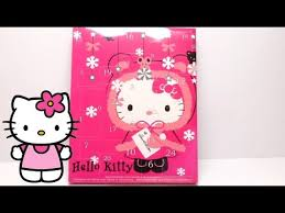 download video kitty christmas advent calendar toy house