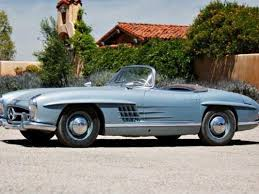 mercedes auction pair of mercedes 300sls could set auction record