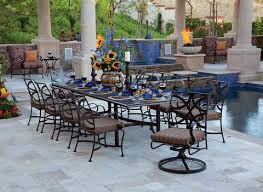 Patio Dining Table Set Outdoor Furniture Tips U0026 Trends Luxury Pools