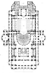 palais garnier wikipedia plan of the palais garnier