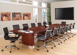 Small Boardroom Table Inspiring Unusual Conference Table Having Finest Natural Wood Body
