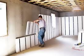 Insulating Basement Walls Cost