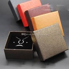 necklace earring display box images Wholesale jewelry cases display cardboard necklace earrings ring jpg