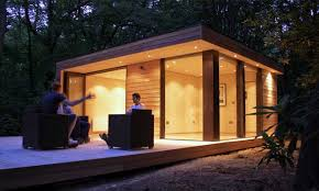 Backyard Offices Init Studios Garden Office 1000 Images About Garden Office On