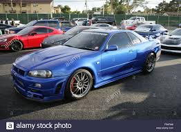 nissan skyline fast and furious 6 skyline nissan stock photos u0026 skyline nissan stock images alamy