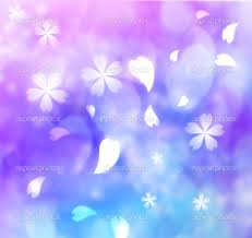Pretty Blue Wallpapers by Pink And Purple Flower Backgrounds Wallpapersafari