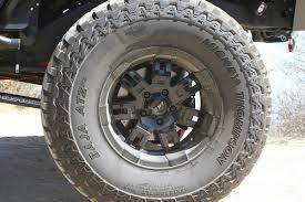 Great Customer Choice 33x12 5x17 All Terrain Tires Tire Test We Pound The New Mickey Thompson Baja Atz P3 Radials