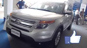 Ford Explorer 2014 - ford explorer limited 2014 video versión colombia youtube