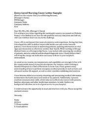 entry level nursing cover letter custom cover letter accounting