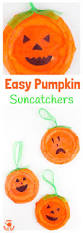 easy peasy pumpkin craft kids craft room