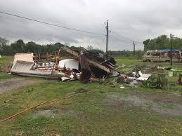 Louisiana travel alerts images Louisiana on 39 high alert 39 as possible tornado kills 2 JPG