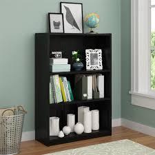 sauder premier 5 shelf composite wood bookcase ameriwood presley expert plum open bookcase 9416083st the home depot