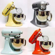 kitchenaid mixer copper ebay