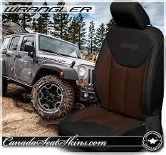 Jeep Wrangler Leather Interior Canada Seat Skins Co Canadaseatskinsco Instagram Photos And