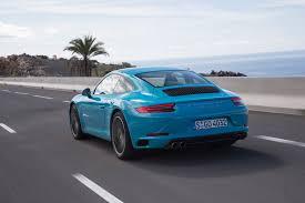 Porsche 911 Automatic - 2017 porsche 911 carrera review