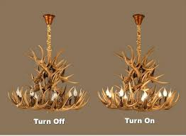 Antler Chandelier Net Antlers Resin Lamp Modern Led Antler Chandelier Lustre Chandeliers