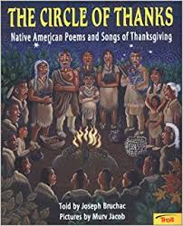 the circle of thanks american poems and songs of