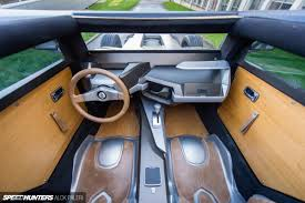 jeep chief concept interior rod from space the sbarro eight concept speedhunters