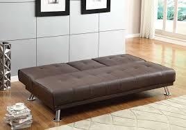 Futon Sofa Walmart by Living Room Brown Click Clack Sofa With Storage Futon Comfy â