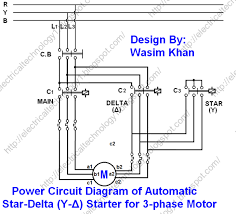 lovely wiring diagram star delta inspiring wiring ideas