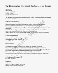 Sample Resume For Radiologic Technologist by Medical Technologist Resume Best Resume Sample Inside Surgical