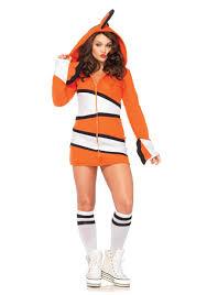 ladies clown halloween costumes fish costumes for adults u0026 kids halloweencostumes com