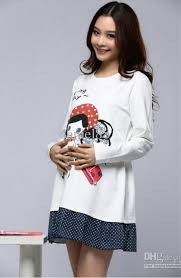 desain baju gamis hamil desain baju untuk ibu hamil keren trendy 2015 baju batik