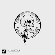 halloween vectors halloween 22 vectors hand drawn vectors