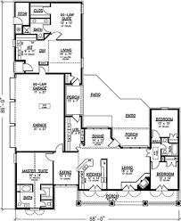 house plans with attached apartment detached in suite house plans search house