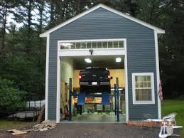 2 car garages external garage with 2 car lift future home ideas pinterest