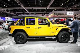 aqua jeep wrangler ten things you need to know about the jl 2018 jeep wrangler
