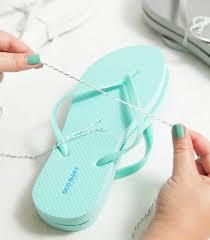 wedding flip flops diy wedding flip flops for your guests fiskars