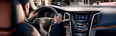 2012 Cadillac Escalade Interior Cadillac 2018 Escalade Suv U0026 Esv Interior Photos