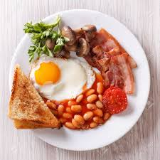 breakfast menu template english breakfast work certificate format