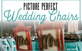 Wedding Chair Signs Picture Perfect Wedding Chair Signs Farm Wife Blessed Life