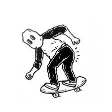 illustration by adedewo skate fun powerslide cosis en mi muro